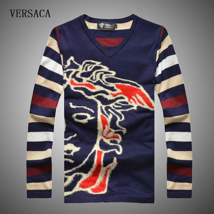 Versace Replica Designer Clothes Fake Versace Sweaters